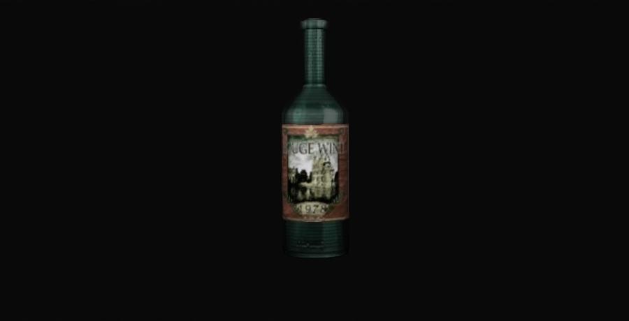 Botella vacía (RE0)