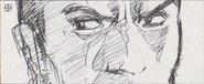 Leon vs. Chris storyboard 10