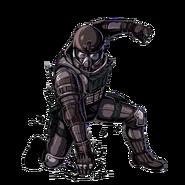 BIOHAZARD Clan Master - Agent 02