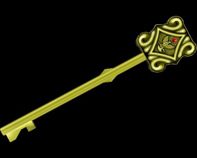 Llave oro