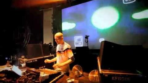 Paul Kalkbrenner - Gigahertz (Balaton Sound)