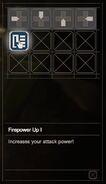 RESIDENT EVIL 7 biohazard Skill Firepower Up I