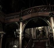 REmake background - Entrance hall - r106 00114