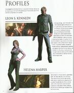 Resident Evil 6 Art Book 29