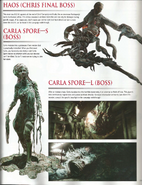 Resident Evil 6 Art Book 35