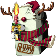 Tofu Christmas Clan Master