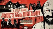 RESIDENT EVIL 7 biohazard Jack's Birthday menu 2