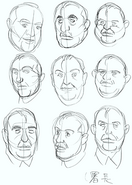 BH2-Brian Irons 1.5 Face Sketches