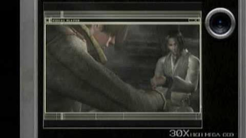Resident Evil 4 Wii Edition - Separate Ways - Ada's Report 2 - Luis Sera
