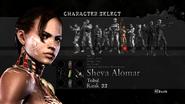 Sheva Alomar (Tribal)