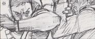 Leon vs. Chris storyboard 12