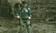 Mercenaries 3D - Jill gameplay 2