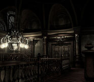 REmake background - Entrance hall - r106 00137