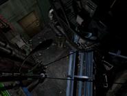 Resident Evil 3 background - Uptown - boulevard n2 - R11E0D