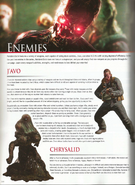 Resident Evil 6 Art Book 34