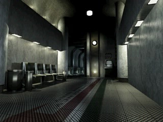 B5F Area C Passage