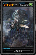 Deadman's Cross - Glasp card