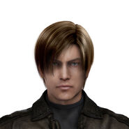RE.NET Extra File Leon S. Kennedy 4