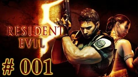 Let's Play Together Resident Evil 5 001 Deutsch HD - Los gehts!