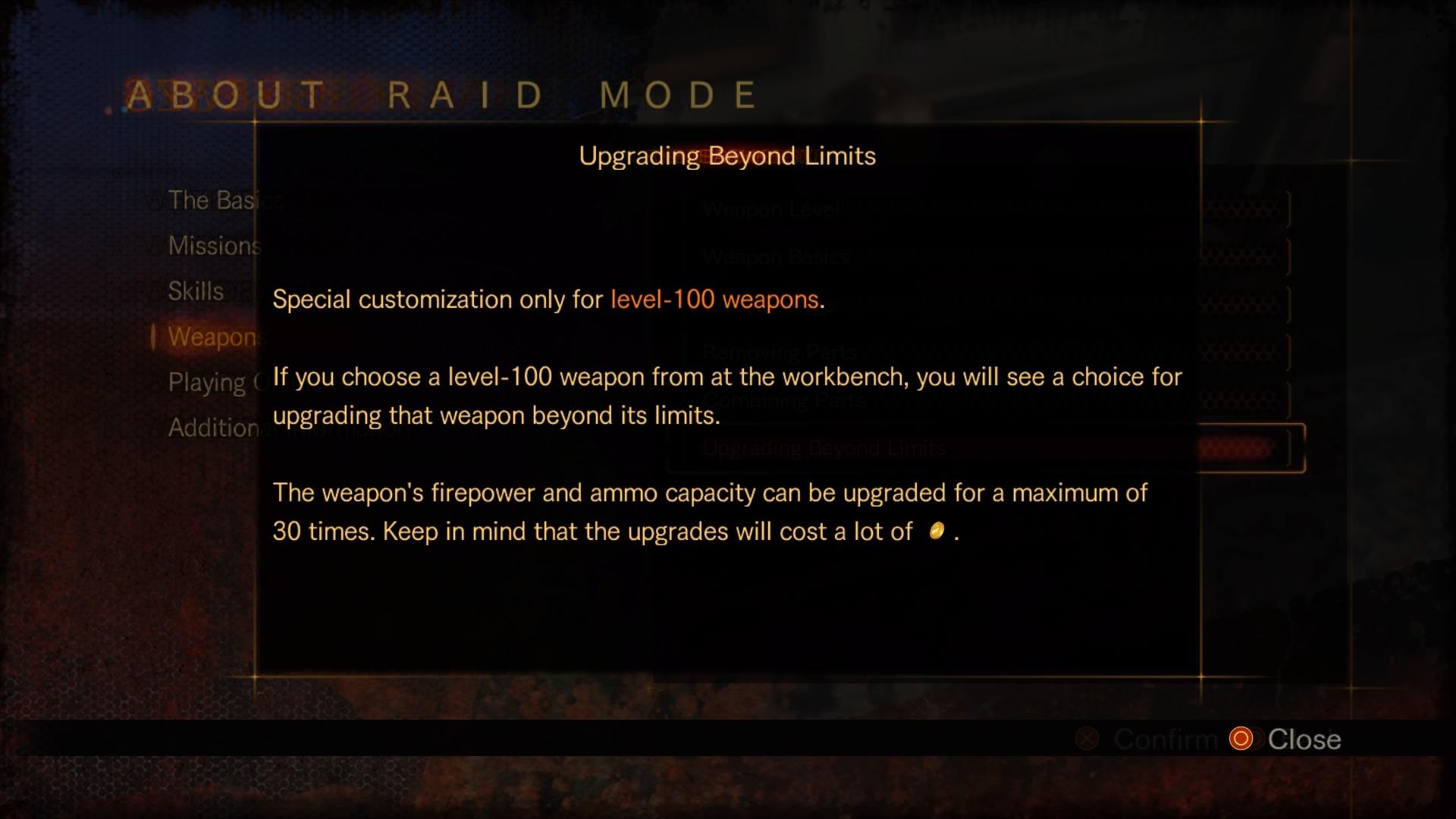 Upgrading Beyond Limits