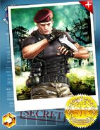 Jack Krauser Team Survive