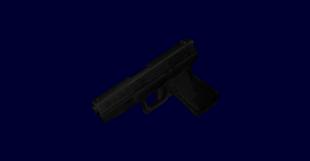 Modified Glock 17
