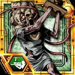 BIOHAZARD Clan Master - BOW card - Lisa Trevor