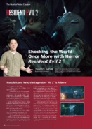 Capcom 2018 Annual Report - The Heart of Value Creation 2