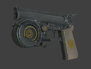 Grapple Gun-RE6-Unused