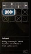 RESIDENT EVIL 7 biohazard Skill Defense II