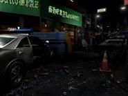 Resident Evil 3 background - Uptown - boulevard o2 - R11E0E