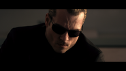 Final Chapter - Wesker suffocates Marcus