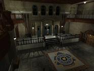 RE3 RPD Main Hall 1