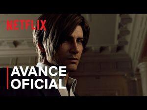 Resident Evil- La tiniebla infinita - Tráiler de personaje - Netflix