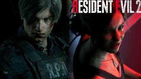 Resident Evil 2 - Launch Trailer