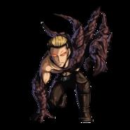 Albert Wesker Uroboros MERC3D Clan Master