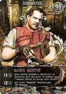 Deck Building Game - Barry Burton CH-005