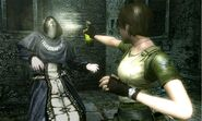 Mercenaries 3D - Rebecca gameplay 3