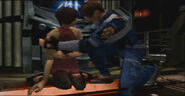 RE2 Leon and Ada