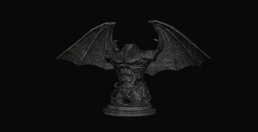 Estatua del Mal