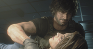 Carlos and Jill infected RE3make