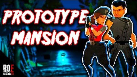 """PROTOTYPE MANSION Resident Evil """"PARODY"""" Game First Impressions Pt"""