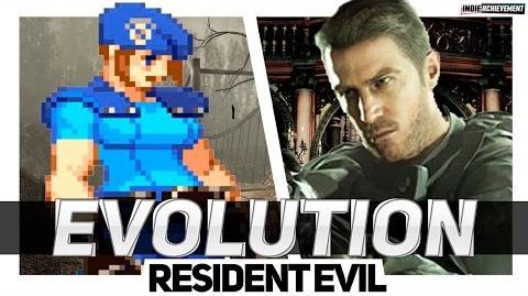 RESIDENT EVIL - Evolution