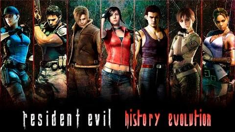 Resident Evil - Evolution All Games (1996-2017) Biohazard HD 1080p