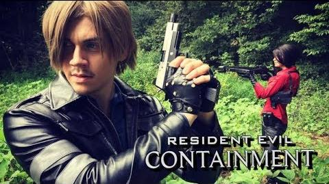 Resident Evil Containment