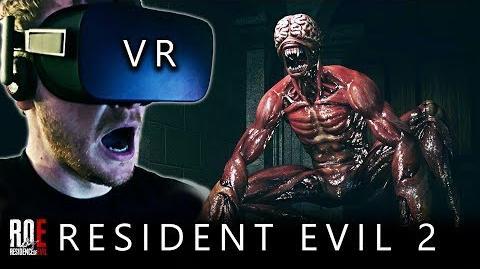 RESIDENT EVIL 2 FAN REMAKE VR R.P.D