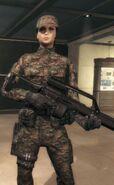 Jane HE1 USMC costume