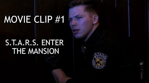 Bio Evil (Resident Evil Fan Film) Movie Clip - S.T.A.R.S