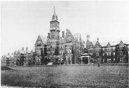 Michaelson Asylum Exterior