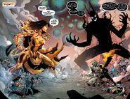 Darkest Knight and Wonder Woman Prime Earth